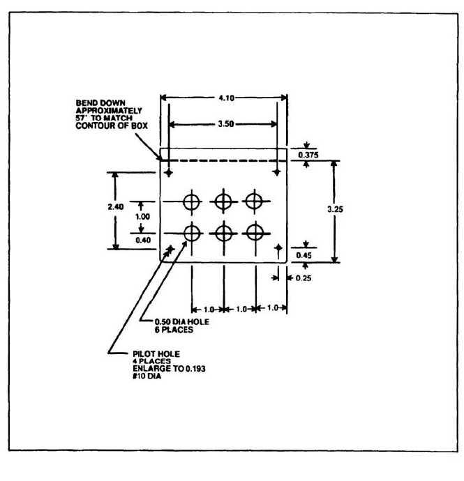 cargo hook light switch box