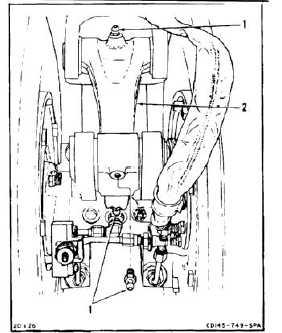 Valve Torque Arm