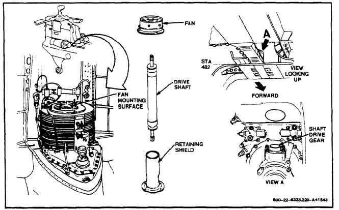 on oil cooler fan wiring diagram